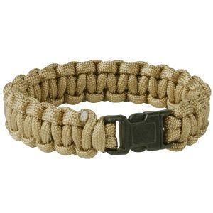 Helikon Survival Bracelet Coyote