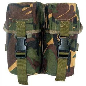 Pro-Force Double Ammo Pouch PLCE DPM