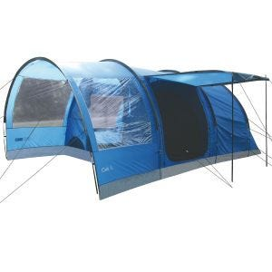 Highlander Oak 6 Tent Imperial Blue