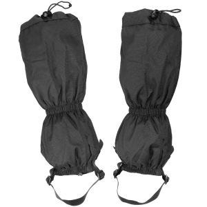Highlander Walking Gaiters Black