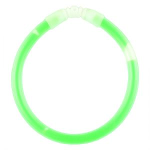 "Illumiglow 7.5"" Wrist Band Green"
