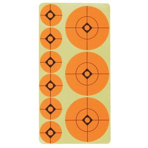 "Jack Pyke Targets Stickers 1"" and 2"""
