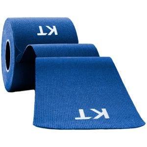 "KT Tape Consumer Cotton Original Precut 10"" Blue"