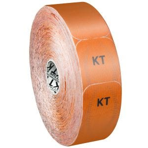 KT Tape Jumbo Synthetic Pro Precut Blaze Orange