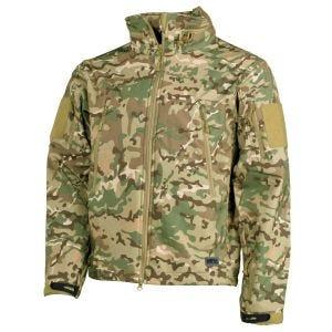 MFH Scorpion Soft Shell Jacket Operation Camo