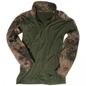 Mil-Tec Combat Shirt Flecktarn
