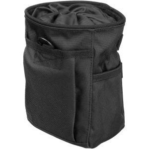 Mil-Tec Empty Shell Pouch MOLLE Black