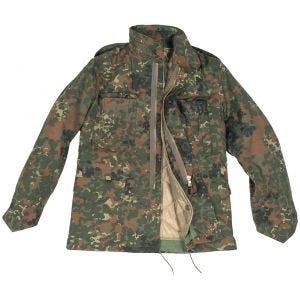 Mil-Tec Classic US M65 Jacket Flecktarn