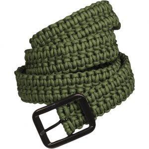 Mil-Tec Paracord Belt Olive