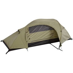 Mil-Tec Recom One Man Tent Coyote