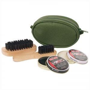 Mil-Tec Shoe Polish Travel Kit