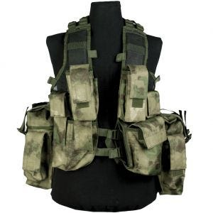 Mil-Tec South African Assault Vest MIL-TACS FG