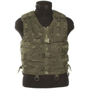 Mil-Tec Carrier Vest 'Modular System' Olive