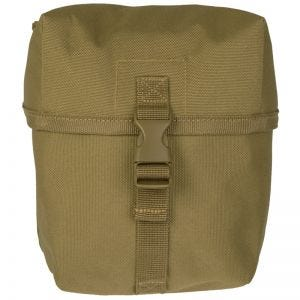 Mil-Tec Utility Pouch Medium MOLLE Coyote