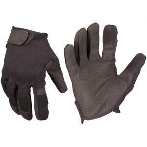 Mil-Tec Combat Touch Gloves Black