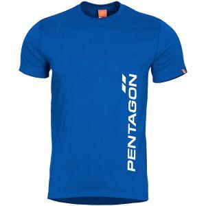 Pentagon Ageron T-Shirt Pentagon Vertical Liberty Blue