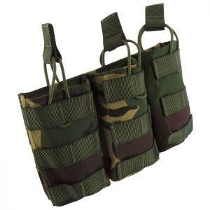 Pro-Force Triple M4/M16 Magazine Pouch MOLLE DPM