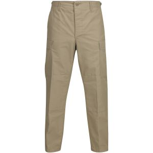 Propper BDU Trousers Button Fly Polycotton Ripstop Khaki