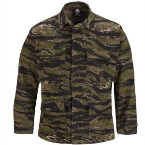 Propper Uniform BDU Coat Polycotton Ripstop Asian Tiger Stripe