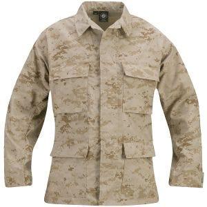 Propper Uniform BDU Coat Polycotton Ripstop Digital Desert