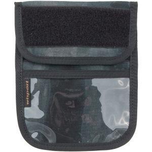 Wisport Patrol Neck ID Wallet A-TACS LE
