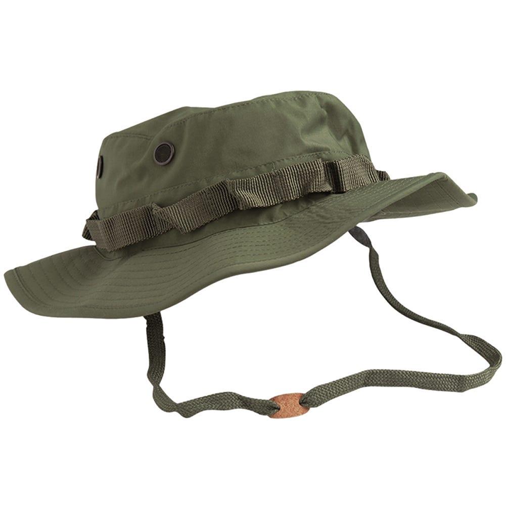 Teesar US GI Trilaminate Boonie Hat Olive f69ab665a6b8